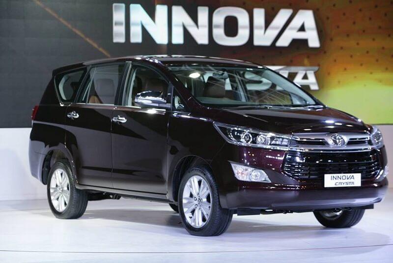 Toyota Innova 2017 - Xe của sự sang trọng, tân tiến và tiện dụng