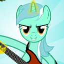 Lyra Rockin' It Out