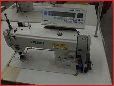 Sewing Machinery used for mass Production in Garment