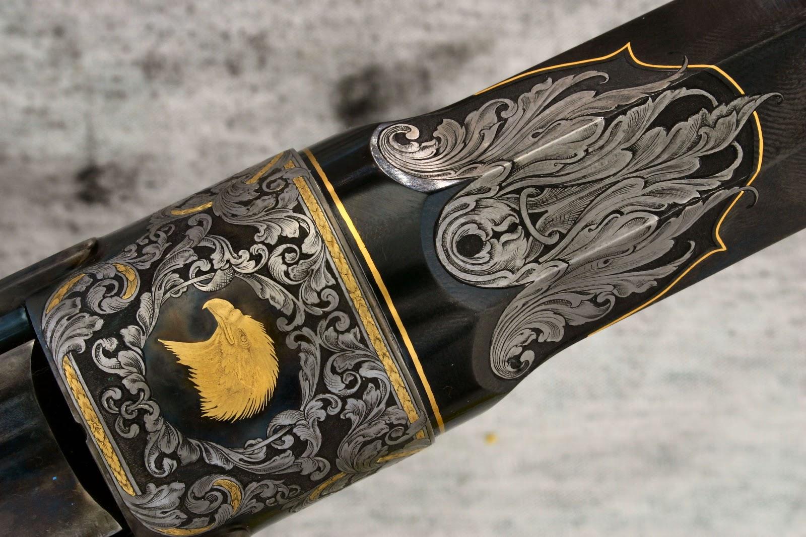 Jim Blair Engraving Gun Engraving The Art And