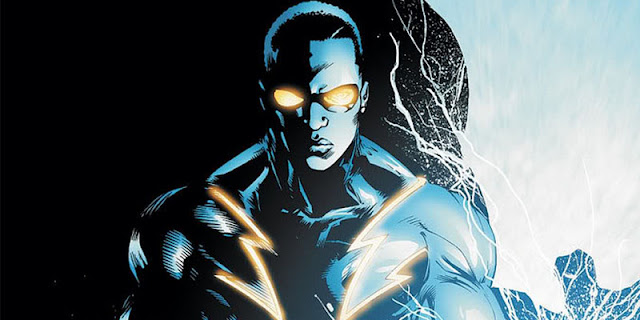 siapa black lightning dc