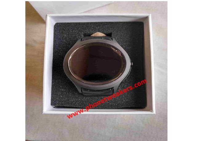 No.1 D5+ Smartwatch in box