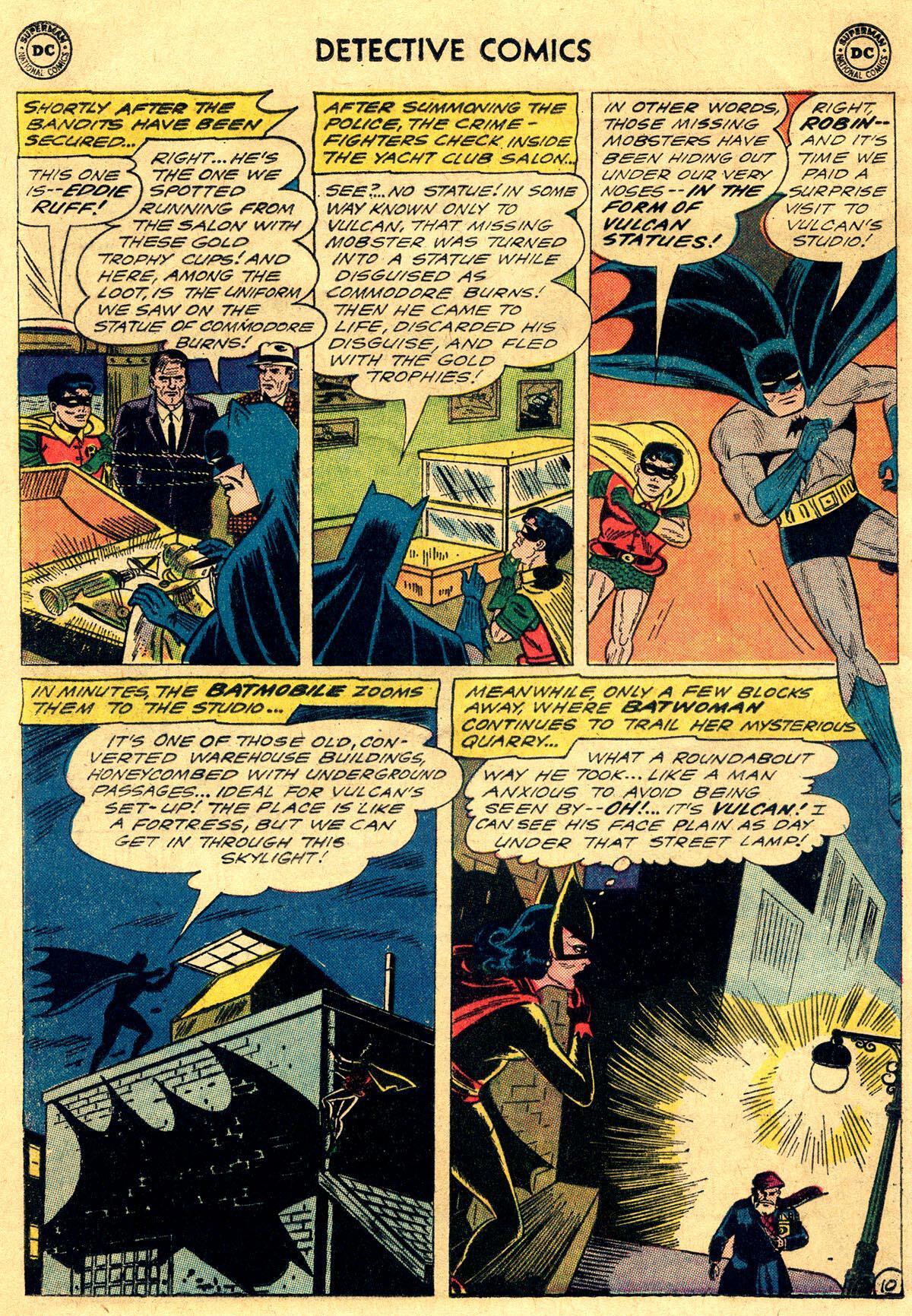 Detective Comics (1937) 302 Page 11