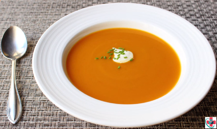 Roast Butternut Coconut Soup
