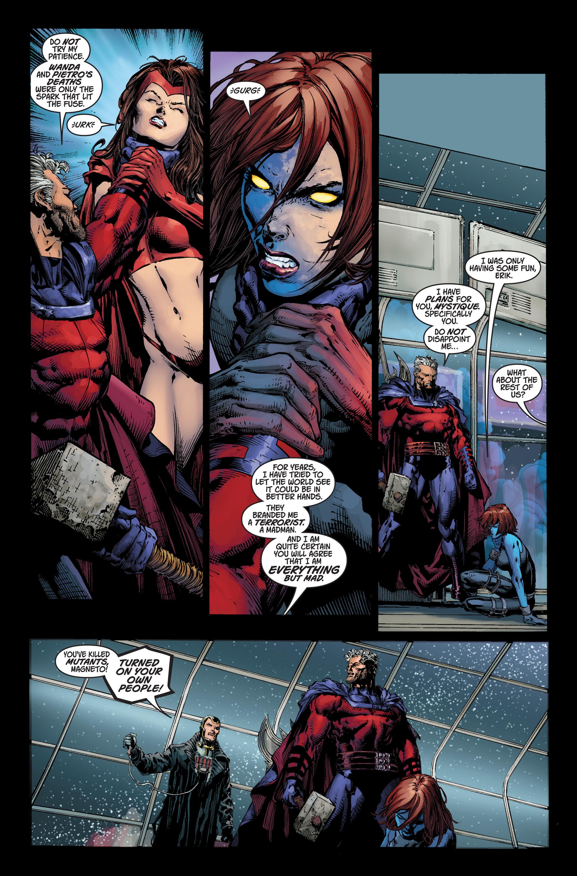 Read online Ultimatum comic -  Issue #3 - 5