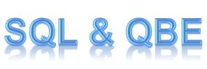 المقارنة بين QBE and SQL