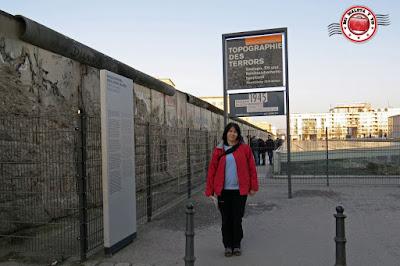 Berlín - Topografía del Terror