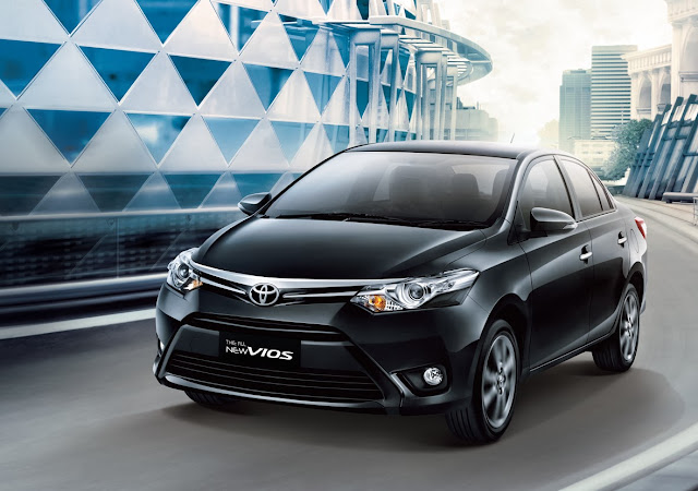 Toyota All New Vios Type G