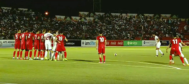 HIGHLIGHTS: Philippine Azkals def. Tajikistan, 4-3 (VIDEO) AFC Asian Cup Qualifiers | June 14