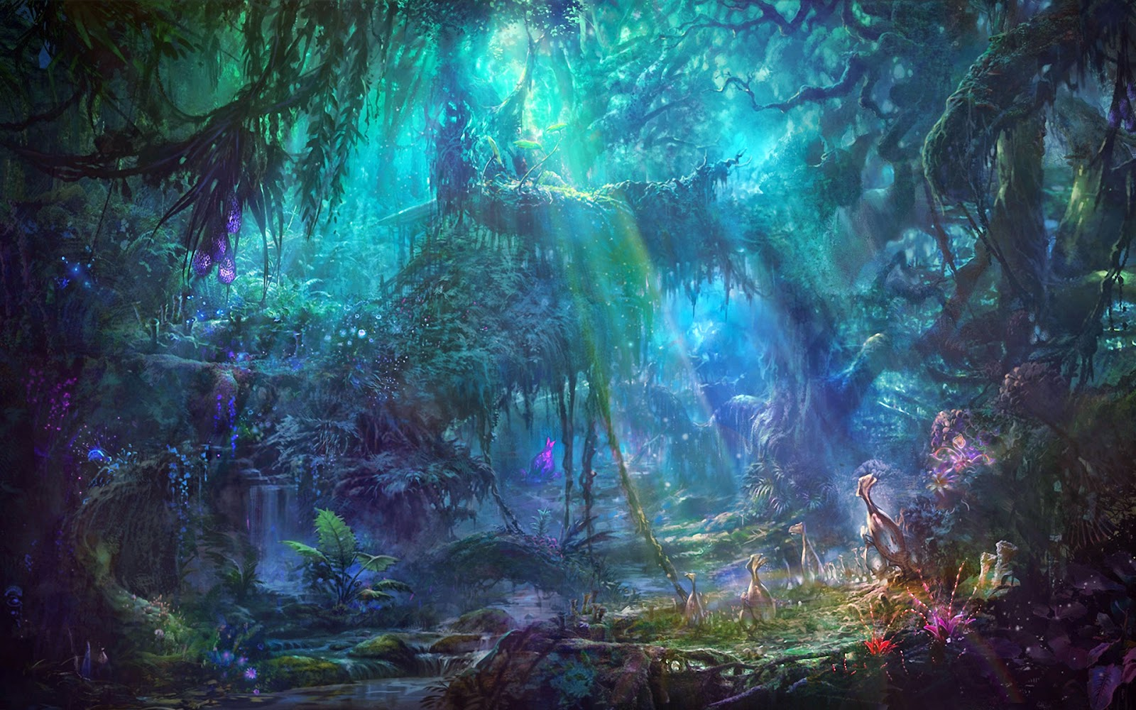 Hd Wallpapers: Beautiful Fantasy Hd Wallpapers Images