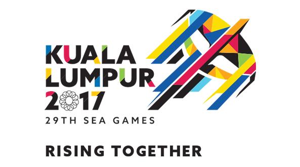 Logo Sukan SEA 2017 Kuala Lumpur