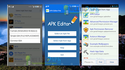 APK Editor Pro 1.4.16 Apk Mod