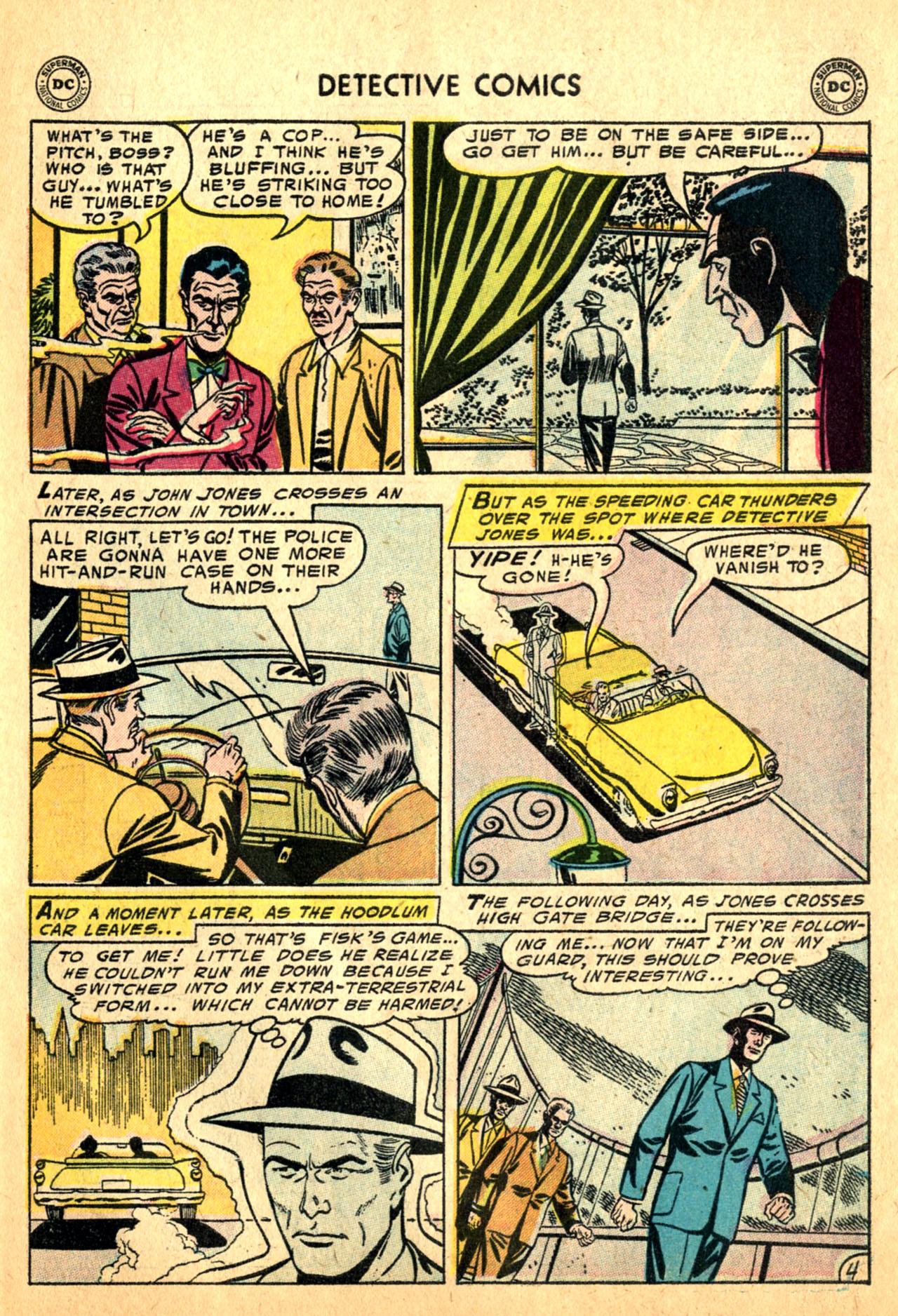 Read online Detective Comics (1937) comic -  Issue #227 - 31
