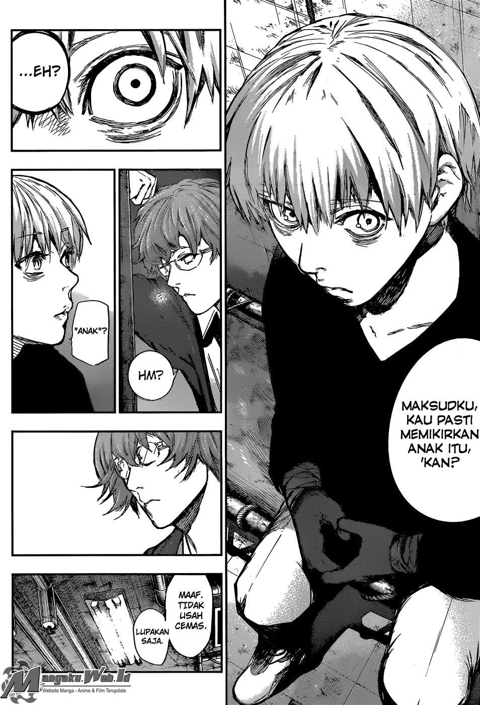 Tokyo Ghoul: Re Chapter 130-7