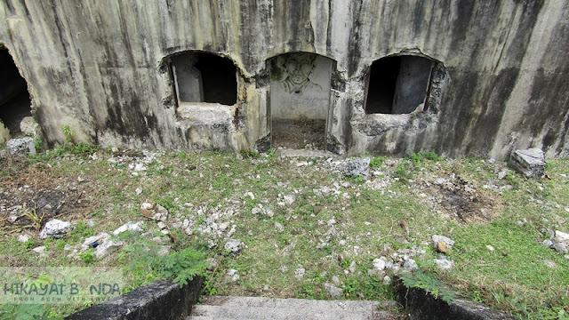 Benteng Jepang di Pulau Weh