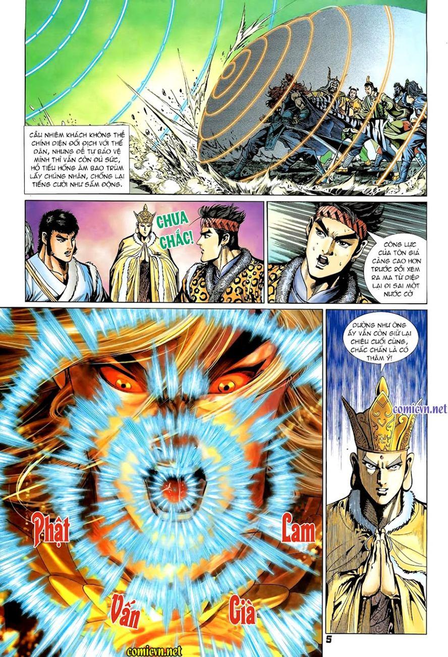 Đại Đường Uy Long chapter 101 trang 5