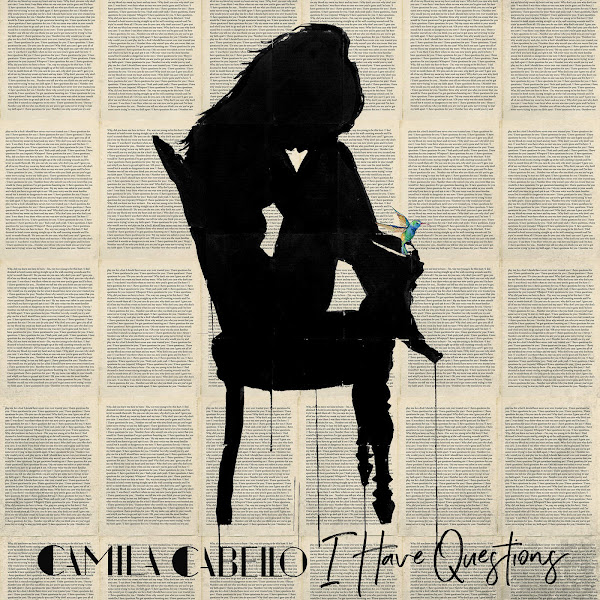 Camila Cabello - I Have Questions - Single Cover