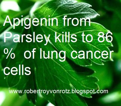 Alternative medicine cure lung cancer