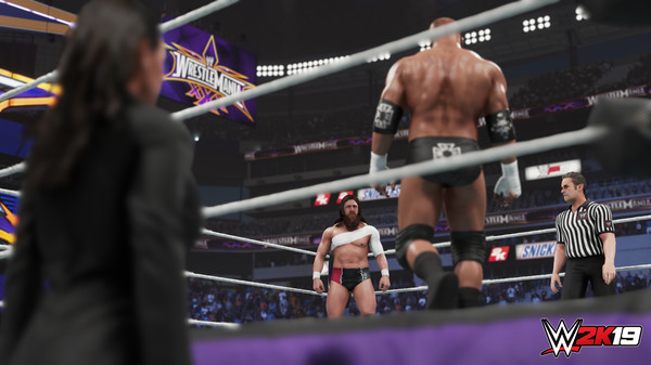WWE 2K19 Digital Deluxe Edition By FitGirl