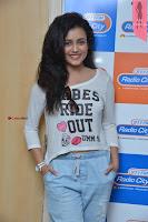 Cute Actress Misti Chakravarthi at Babu Baga Busy Team at Radio City ~  Exclusive 8th April 2017 053.JPG