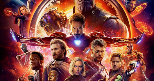 Avengers: Infinity War April 26th - Get your tickets now!!!!