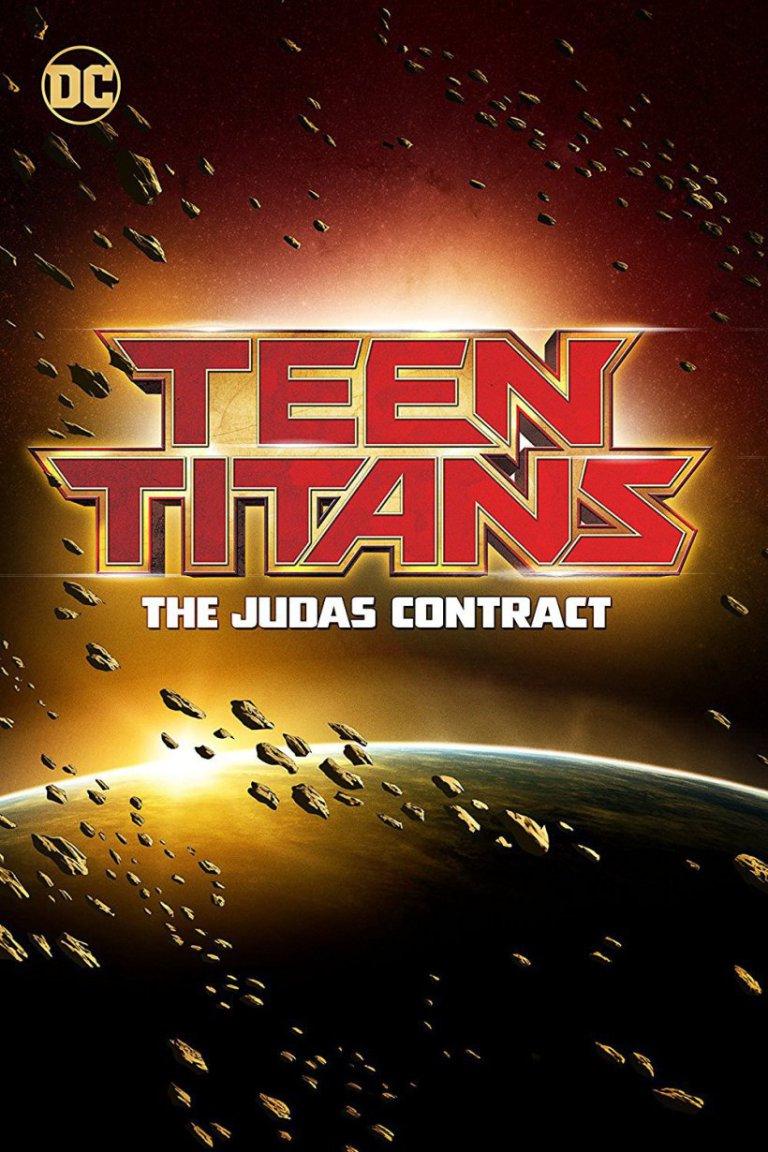 Jovens Titãs: O Contrato de Judas Dublado