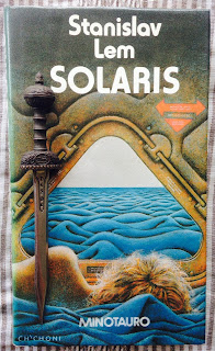 Portada del libro Solaris, de Stanislaw Lem