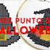 PATRONES BORDADO PUNTO DE CRUZ HALLOWEEN