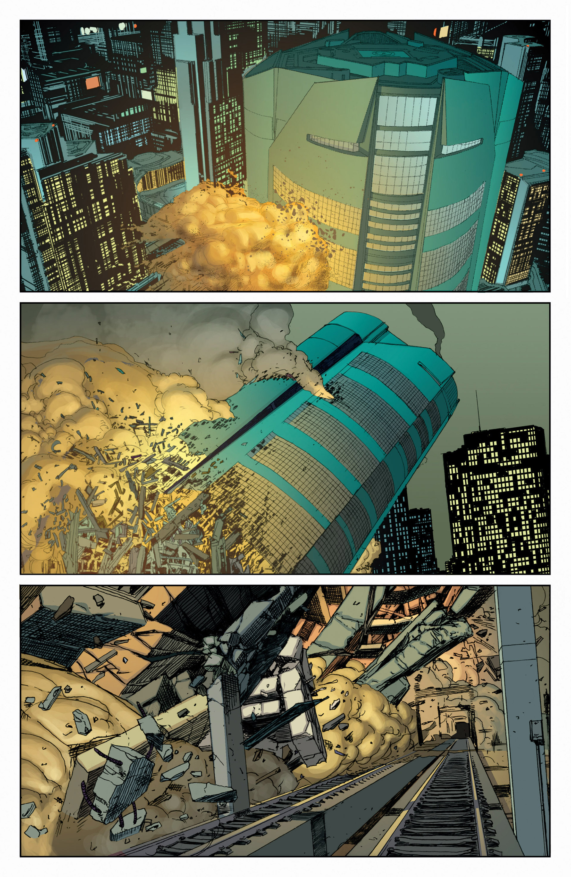 Read online Millar & McNiven's Nemesis comic -  Issue #1 - 7
