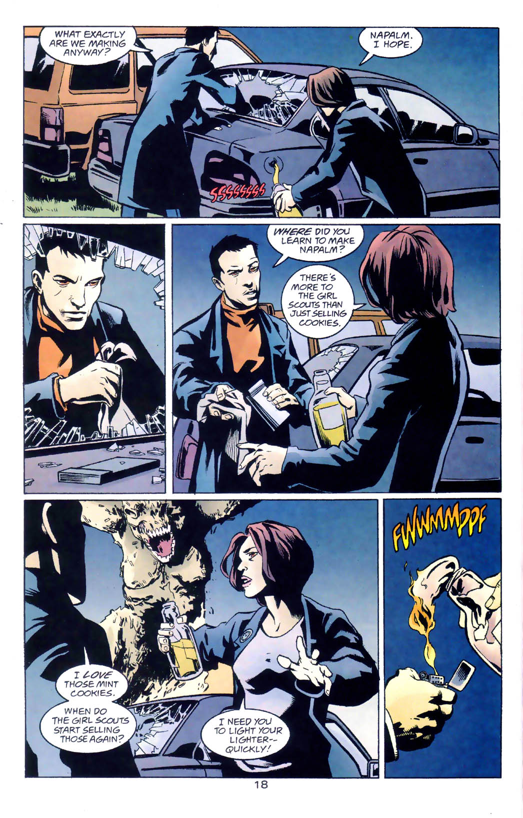Read online Midnight, Mass comic -  Issue #5 - 19