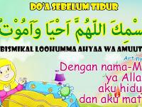 Ini Bacaan Doa Sebelum Tidur dalam Islam, Arti & Terjemahannya