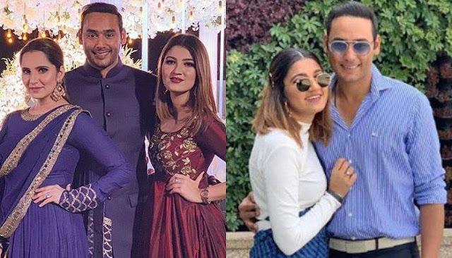 अजहरुद्दीन के बेटे की दुल्हन बनेंगी सानिया मिर्जा की बहन - newsonfloor.com