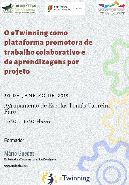 cartaz- etwining- Tomás Cabreira