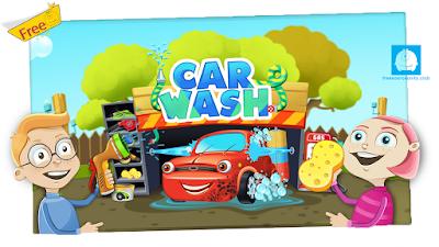 Car Wash Salon complete game Car%2BWash%2BSalon%2BGame