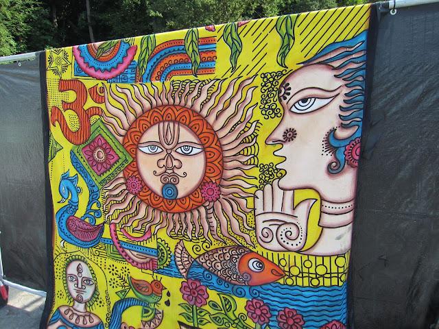 Holi Festival of Colours Saarbrücken