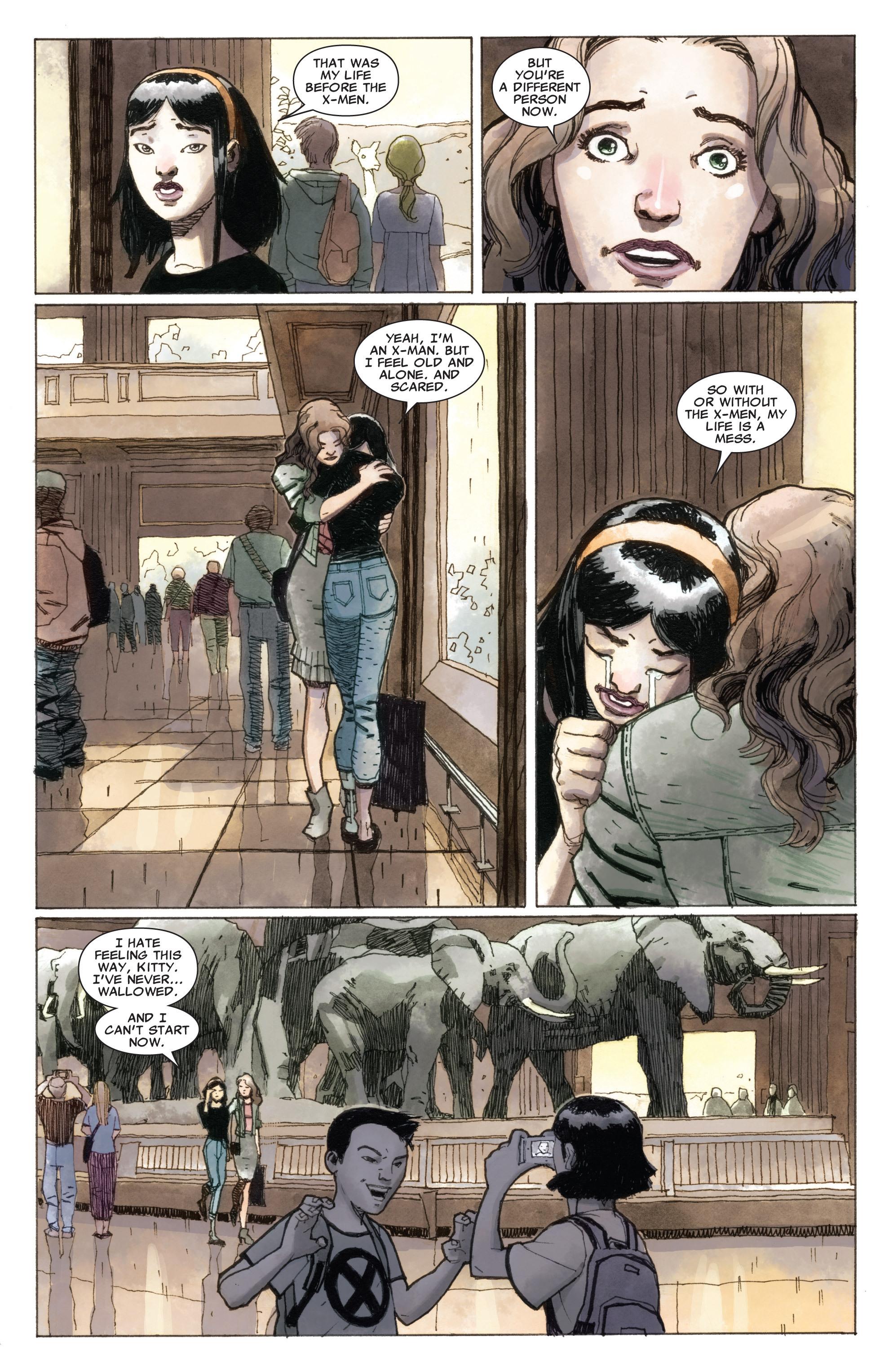Read online Astonishing X-Men (2004) comic -  Issue #52 - 10