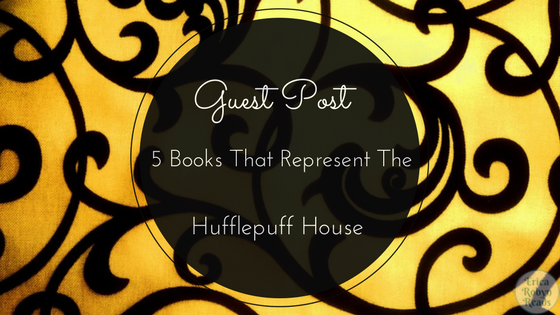 5 Books That Represent The Hufflepuff House