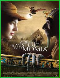 Adèle y el misterio de la momia (2010) | 3gp/Mp4/DVDRip Latino HD Mega
