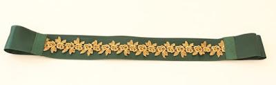 OI 1617 - Natural - Oro Verde 11 - Cinturon