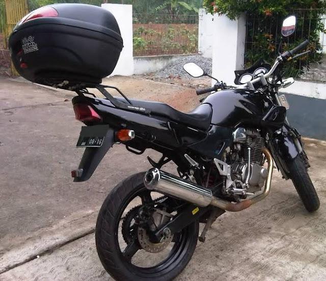 Modifikasi Motor Tiger 2000 Touring