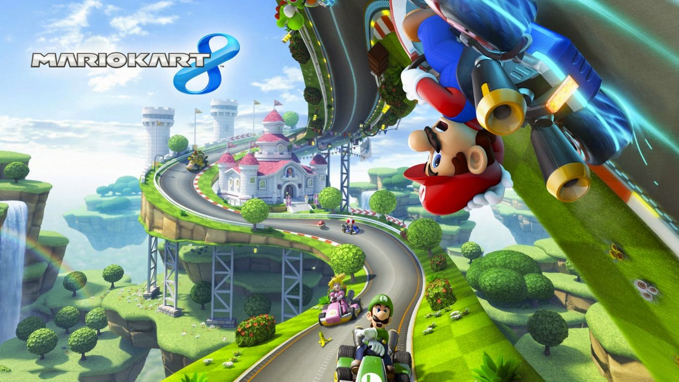 GAMING ROCKS ON: Favorite Tunes #91: Welcome to Mario Kart!