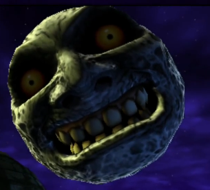 The Legend of Zelda: Majora's Mask 3D Moon