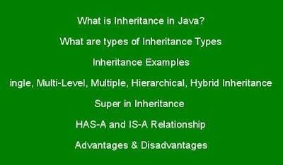 java-inheritance