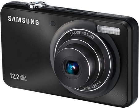 Samsung ST-45 Ultra Compact 12.2 Megapixel Digital Camera