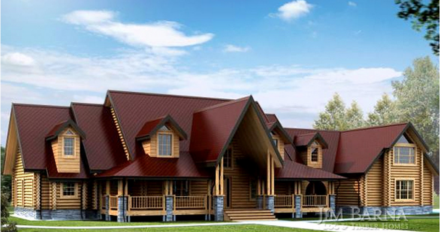4 Bedroom House Plans Bluff Pointe