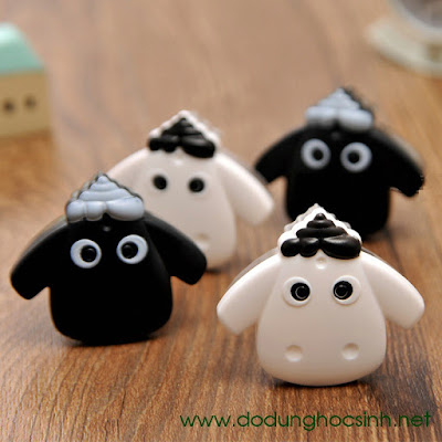 Chuốt chì hình con cừu dễ thương