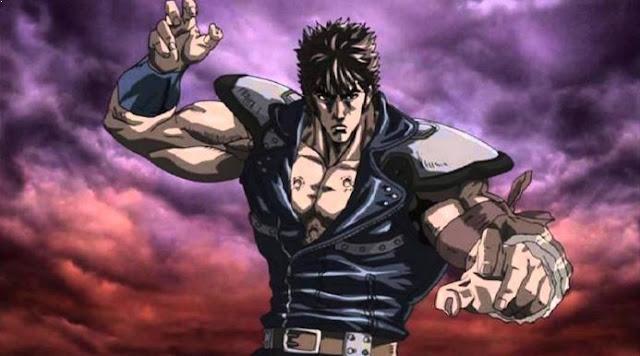 Hokuto no Ken - Daftar Anime Martial Arts Terbaik dan Terpopuler