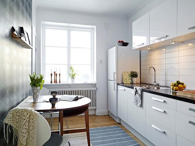 Tips Membuat Dapur Sempit Menjadi lebih Lega / Luas