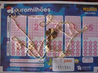 Como reclamar o prémio do euromilhões