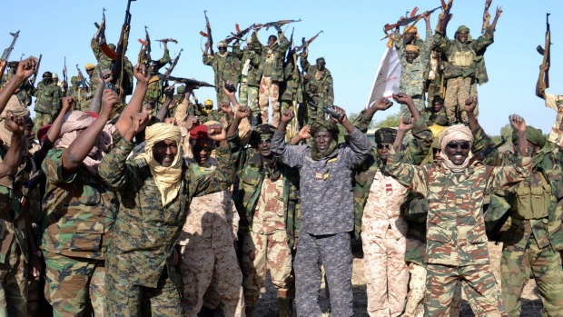 chad killed boko haram fighters